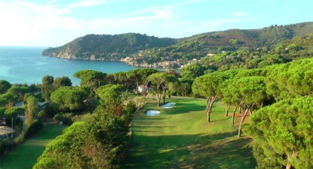 Video Golf in Tuscany